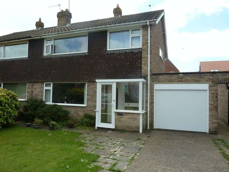 3 Bedrooms Semi Detached House for sale in Bolsover Road, Worthing