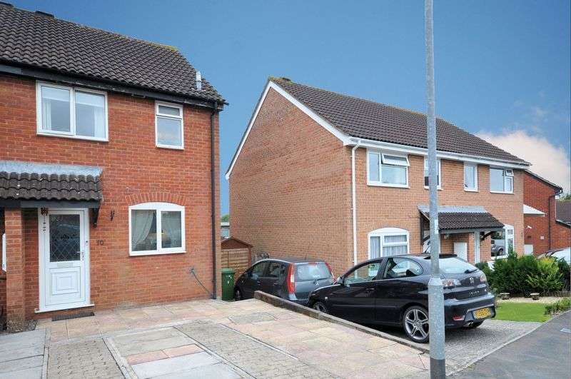 2 Bedrooms Terraced House for sale in Wren Close, Frome