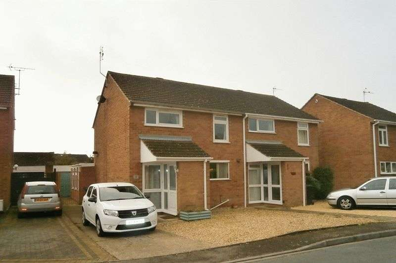 3 Bedrooms Semi Detached House for sale in Pippins Road, Tewkesbury