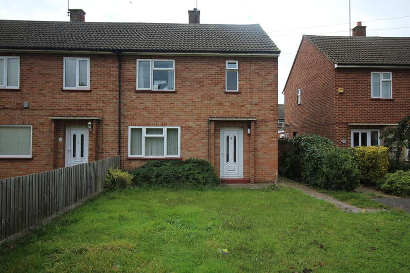 3 Bedrooms End Of Terrace House for sale in Palm Court, Dogsthorpe, Peterborough, PE1 3XD