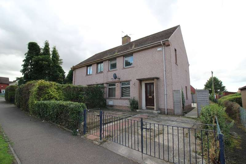 3 Bedrooms Semi Detached House for sale in Grange Crescent West, Prestonpans, EH32