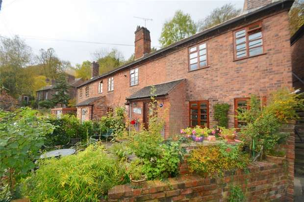 2 Bedrooms Cottage House for sale in 23 Darby Road, Coalbrookdale, Shropshire