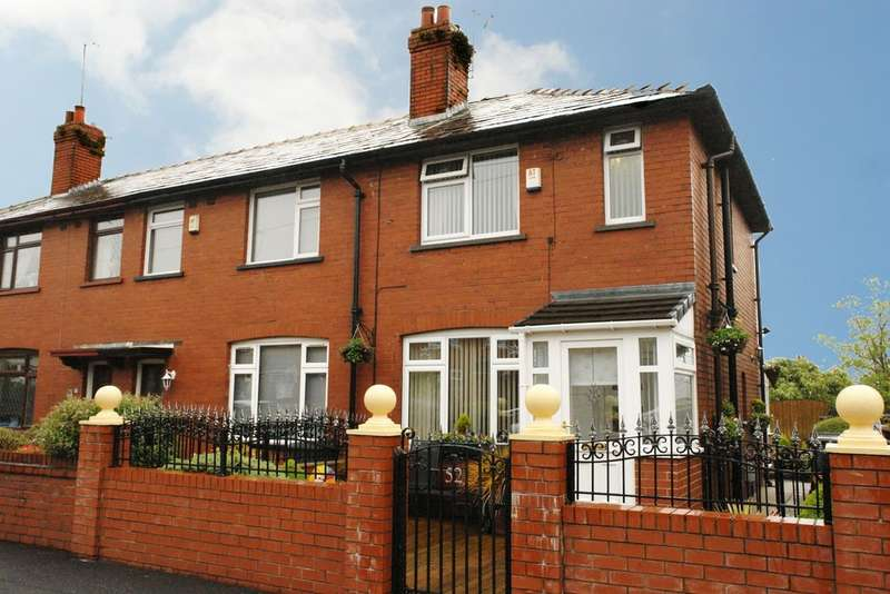 2 Bedrooms Terraced House for sale in 52 Glebe Street, Shaw