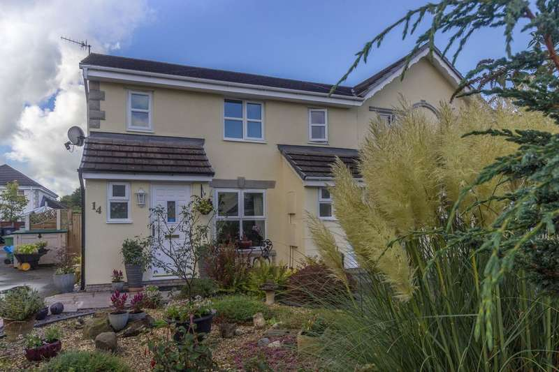 3 Bedrooms Semi Detached House for sale in 14 Swallow Close, Kendal