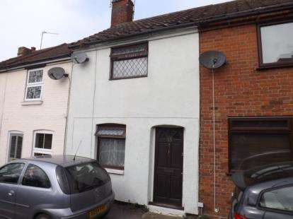 2 Bedrooms Terraced House for sale in West Street, Leighton Buzzard, Bedfordshire