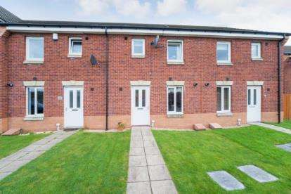 3 Bedrooms Terraced House for sale in Bale Avenue, Cambuslang, Glasgow, South Lanarkshire