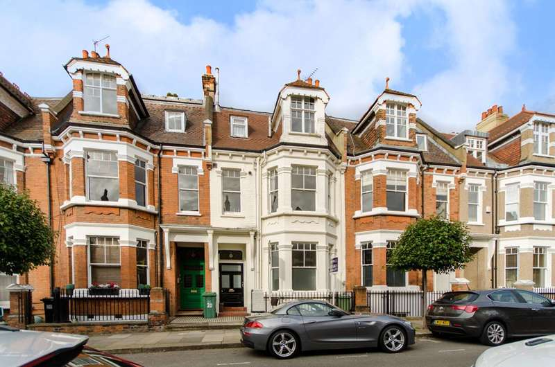 Studio Flat for sale in Inglewood Road, West Hampstead, NW6