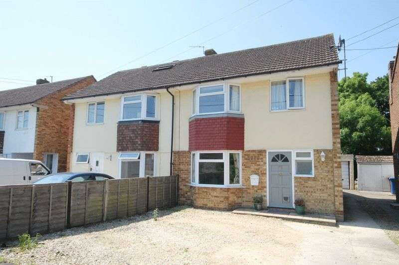 4 Bedrooms Semi Detached House for sale in KIDLINGTON