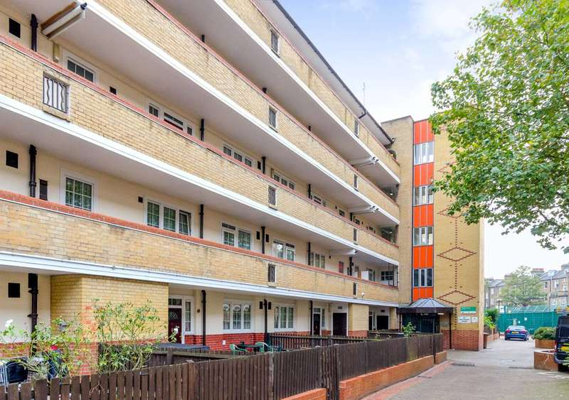 1 Bedroom Flat for sale in Tufnell Park Road, Tufnell Park, N7