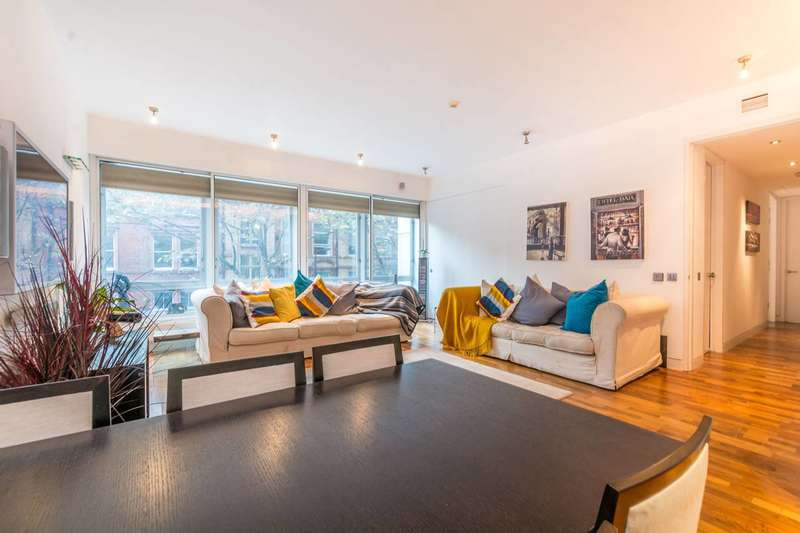 3 Bedrooms Flat for sale in Shaftesbury Avenue, Covent Garden, WC2H