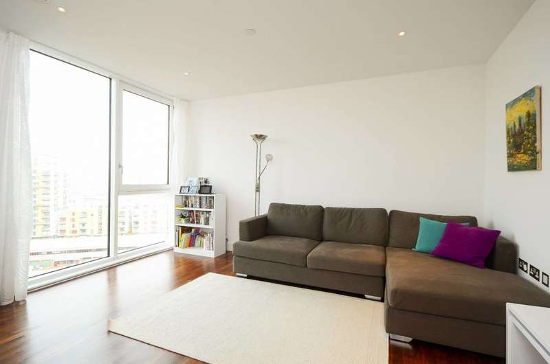 2 Bedrooms Flat for sale in John Donne Way, Greenwich, SE10
