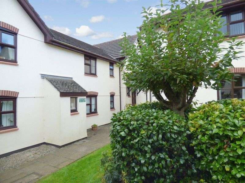 1 Bedroom Retirement Property for sale in Windsor Court, Kingsbridge, TQ7 1RZ