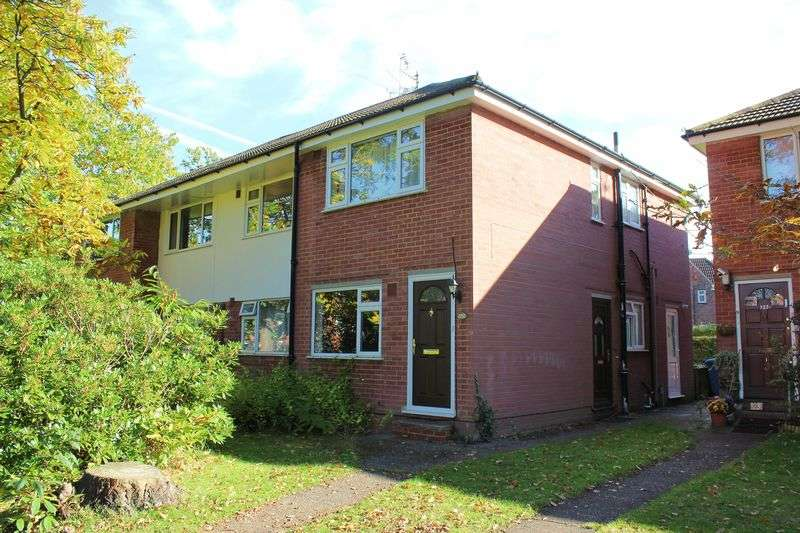 2 Bedrooms Flat for sale in Prospect Road, Farnborough