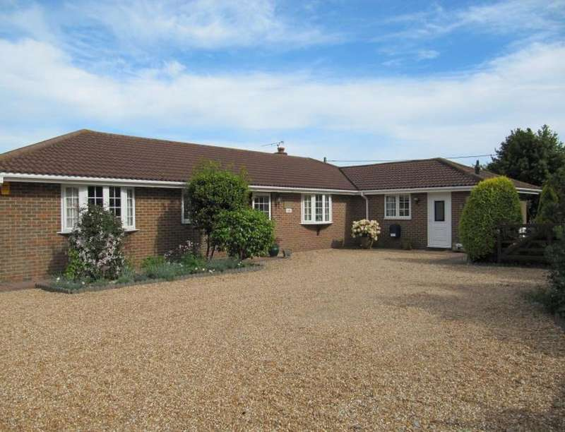 3 Bedrooms Detached Bungalow for sale in Martineau Lane, Hastings, TN35