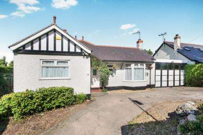 2 Bedrooms Bungalow for sale in Meliden Road, Prestatyn, Denbighshire, LL19