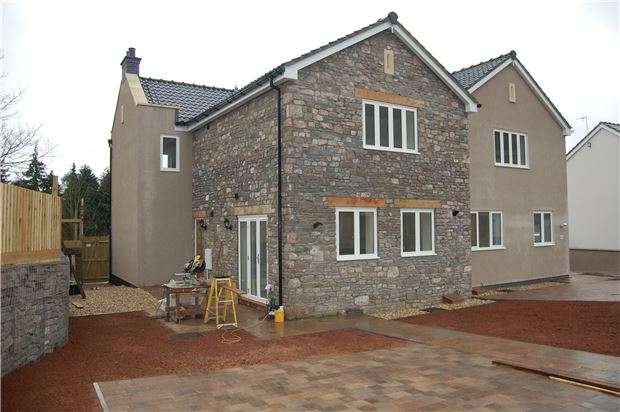 3 Bedrooms Semi Detached House for sale in Old Lamb Close, Crews Hole, BS5 8FP