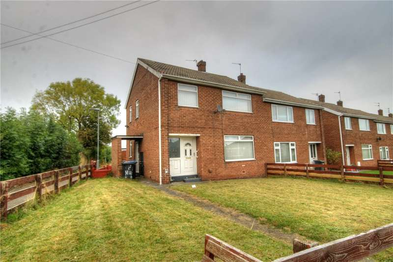 3 Bedrooms Semi Detached House for sale in Yetholm Avenue, Chester Le Street, Co Durham, DH2