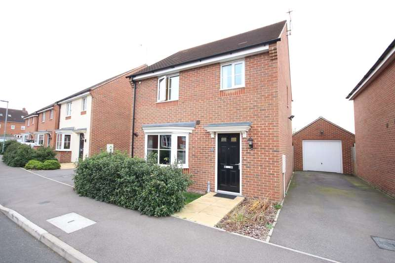 3 Bedrooms Detached House for sale in Jardine Place, Bracknell
