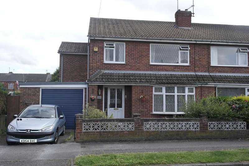 4 Bedrooms Semi Detached House for sale in Bedford Road, Hessle, Hull, HU13 9BY