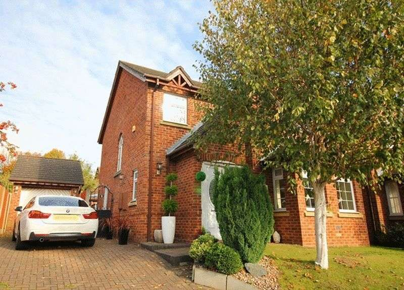 4 Bedrooms Detached House for sale in St. Catherines Close, Huyton, Liverpool, L36