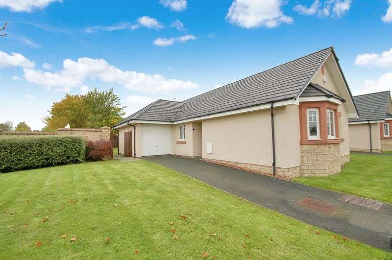 3 Bedrooms Detached Bungalow for sale in Woodlands Avenue, Lanark