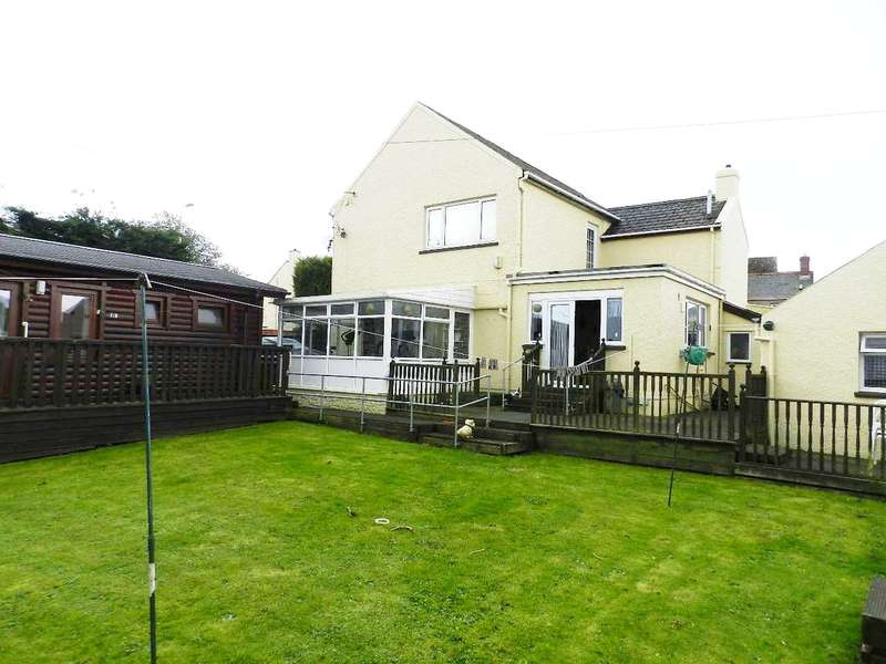 5 Bedrooms Detached House for sale in St. Peters Road, Johnston, Haverfordwest