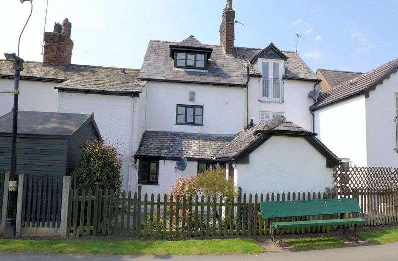 3 Bedrooms Cottage House for sale in Beesley Green, Worsley