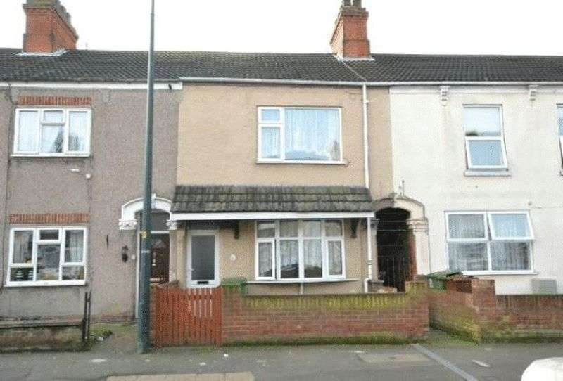 3 Bedrooms Terraced House for sale in Brereton Avenue, DN35 7RW