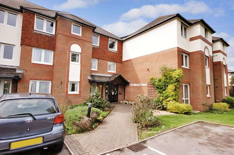 2 Bedrooms Retirement Property for sale in St Marys Court, Bournemouth, BH6 3DF