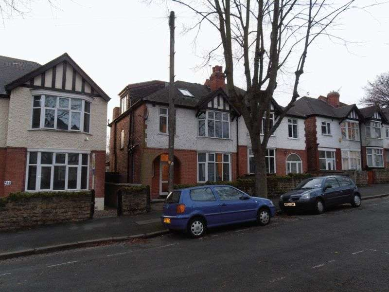 7 Bedrooms House for rent in Harlaxton Drive, Nottingham