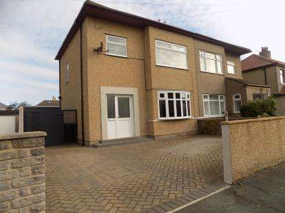 3 Bedrooms Semi Detached House for sale in Cleveleys Avenue, Lancaster, LA1