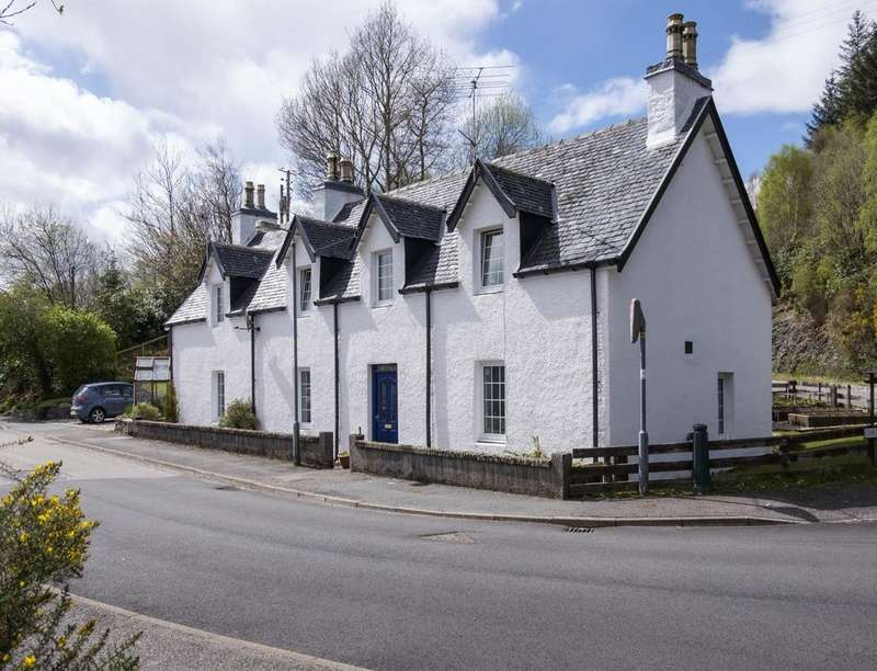 5 Bedrooms Detached House for sale in Allt-A-Chuirn, Lochcarron, Strathcarron, IV54