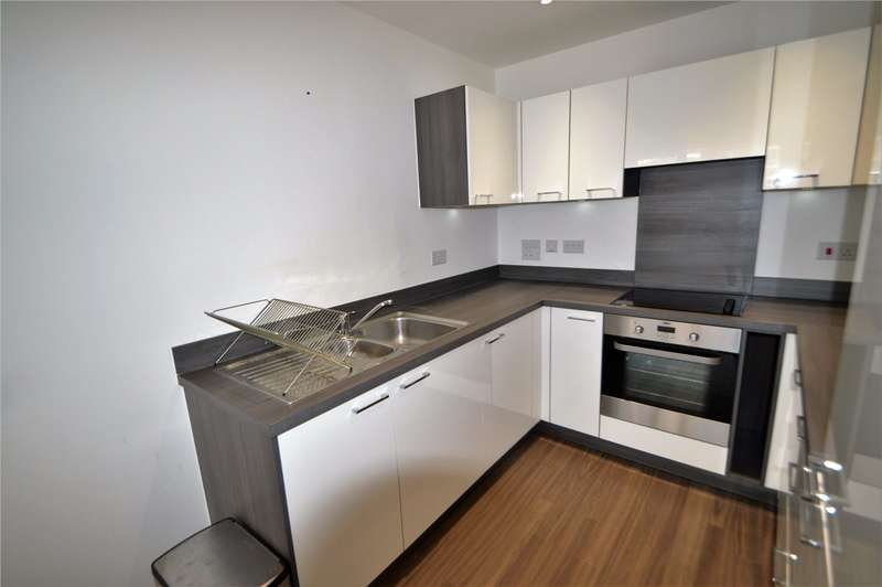 2 Bedrooms Apartment Flat for sale in Palladian Court, 3 Cabot Close, Croydon