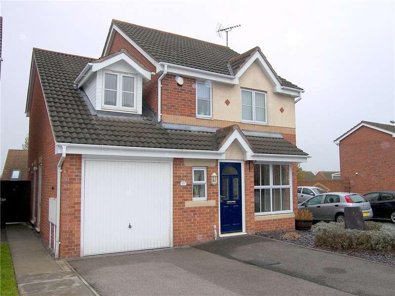 4 Bedrooms Detached House for sale in Middleton Way, Riddings, Alfreton, Derbyshire, DE55