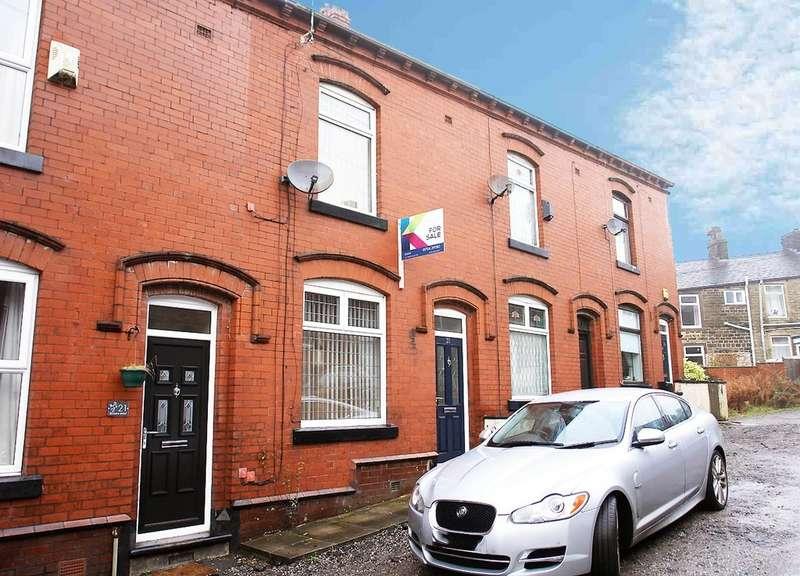 3 Bedrooms Terraced House for sale in 23 Dickens Street, Moorside