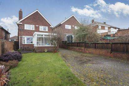 3 Bedrooms Detached House for sale in Great Bank Road, Rotherham, South Yorkshire