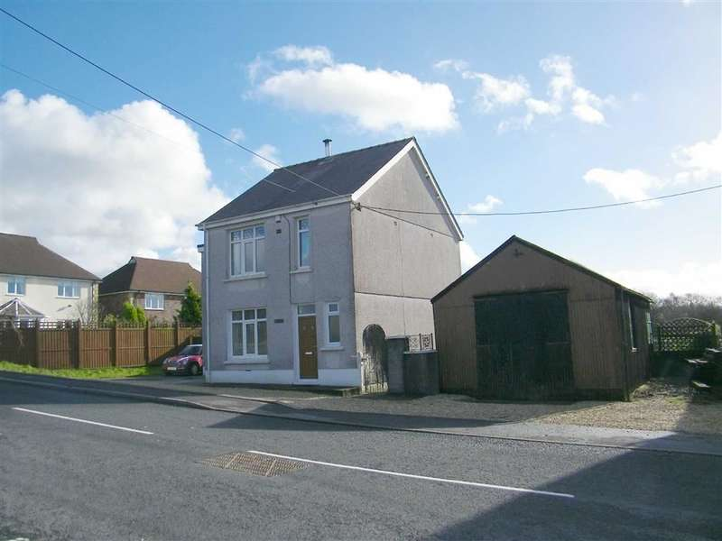 3 Bedrooms Property for sale in Heol Lotwen, Cwmgwili