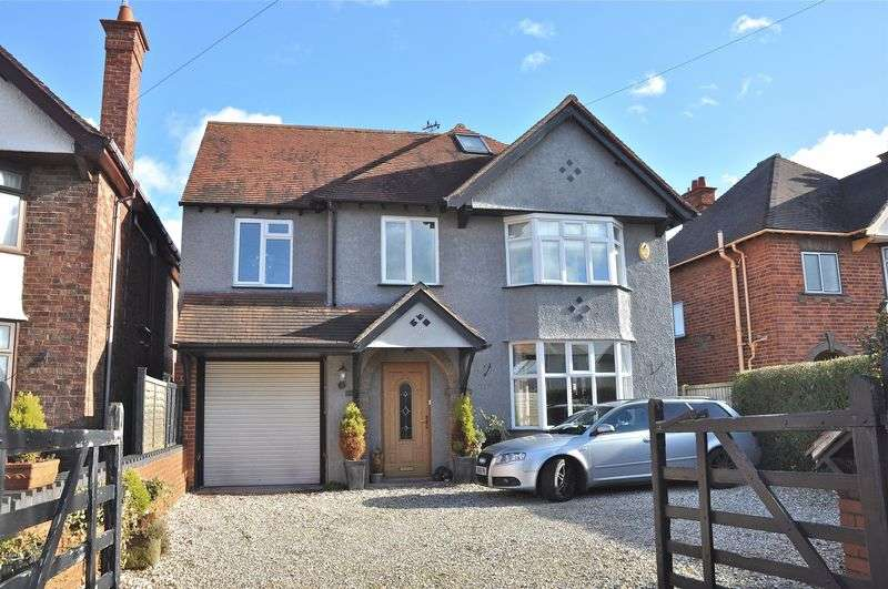 5 Bedrooms Detached House for sale in Cheltenham Road, Evesham, WR11 2LF
