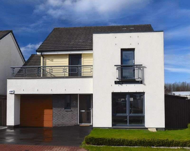 4 Bedrooms Detached House for sale in Crofton Drive, Renfrew