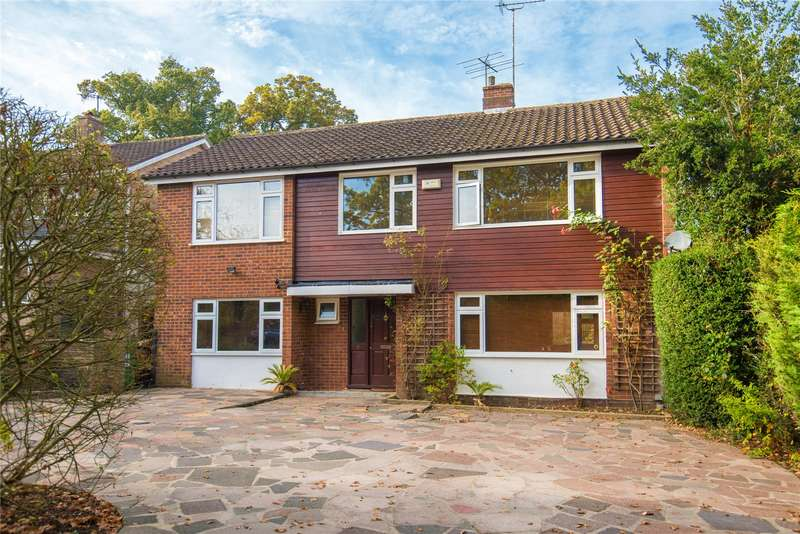 4 Bedrooms Detached House for sale in Paynesfield Road, Bushey Heath, WD23