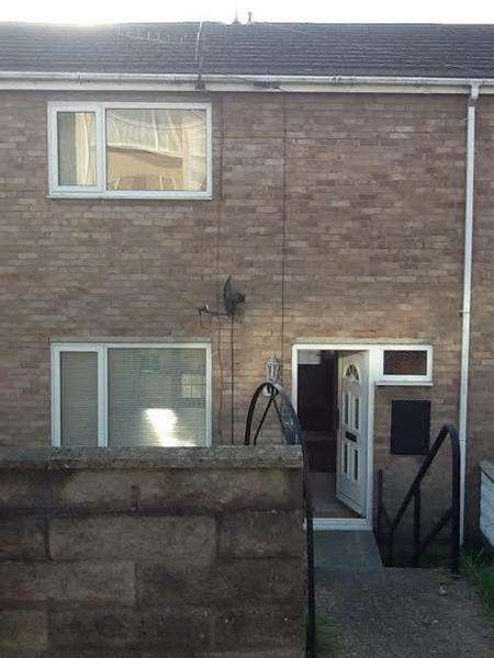 2 Bedrooms Terraced House for sale in Morien Crescent, Rhydyfelin, Pontypridd