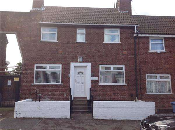 3 Bedrooms End Of Terrace House for sale in Moscow Drive, Liverpool
