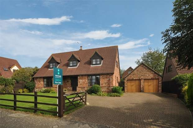 4 Bedrooms Detached House for sale in Folding Close, Stewkley, Buckinghamshire