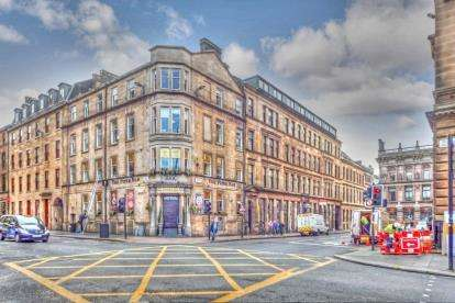 2 Bedrooms Flat for sale in South Frederick Street, Merchant City