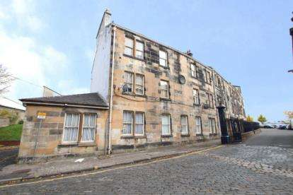 2 Bedrooms Flat for sale in Anchor Buildings, Paisley