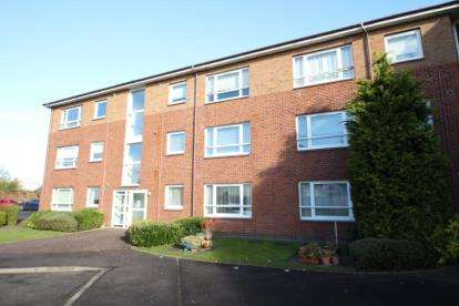 2 Bedrooms Flat for sale in Hillington Road South, Hillington