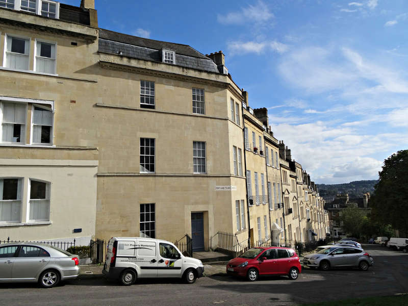 1 Bedroom Flat for sale in Portland Place, Lansdown, Bath