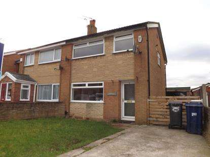 3 Bedrooms Semi Detached House for sale in Sturminster Close, Penwortham, Preston, Lancashire, PR1