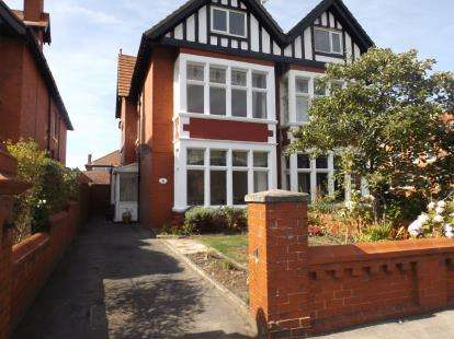 7 Bedrooms Semi Detached House for sale in St. Thomas Road, Lytham St. Annes, Lancashire, FY8