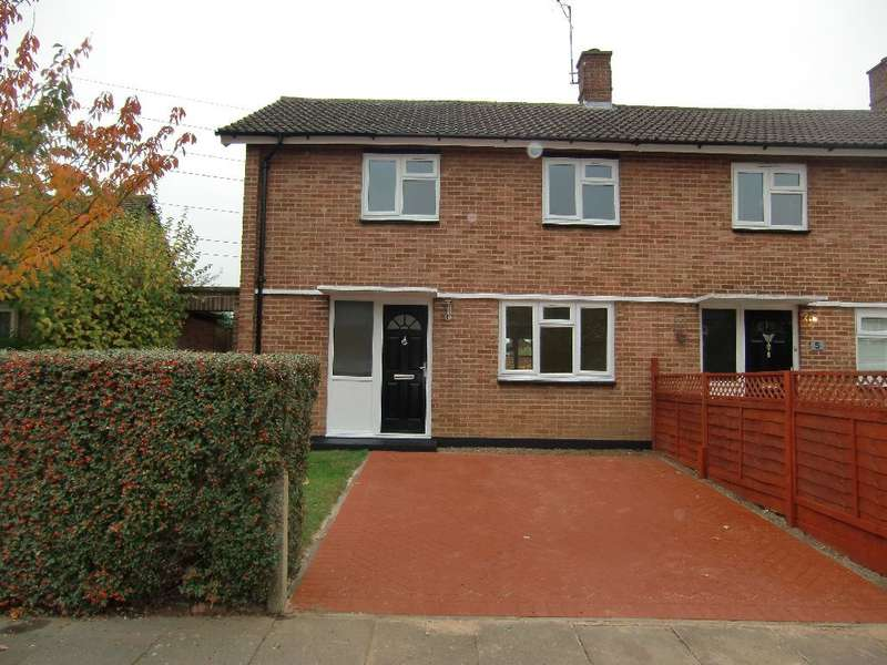 3 Bedrooms Semi Detached House for sale in Fairfolds, Watford, WD25